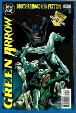 GREEN ARROW # 134  - DC 1998  (vf) Batman