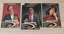 Ritagli pubblicità Innocenti Leyland Mini anni 70 vintage