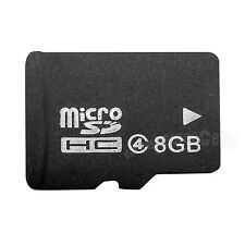8GB 8G MicroSD Micro SD Memory Card TF Flash SDHC Class 4 For Cell Phone Galaxy