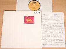 KIRMES-KARUSSELL - Blaue Jungs  (1986 + PROMO-BEILAGE / LP NEUWERTIG)