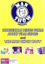 The Man Show Household Hints From Adult Film Stars New  DVD   D3