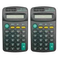 Citizen calculator FC100NBL 10 Digits Pink Desktop School Battery Dual Power Office