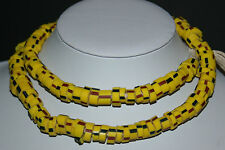 Playa old rare Venetian cut slices trade Beads