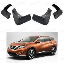 4x Car Mud Flaps Splash Guard Fender Mudguard for Nissan Murano 2015-2016 15 16