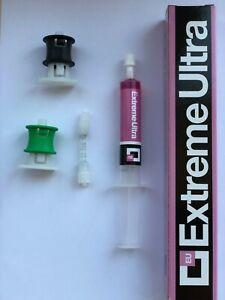 Errecom Extreme ULTRA 6ml car conditioner ac stop leak + adapters r134a r1234yf