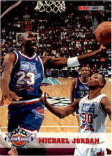 1993-94 Hoops #257 Michael Jordan AS Card