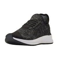 Puma Avid evoKNIT Mosaic evo Knit Running Shoes Black / White Sz 10 366601 02