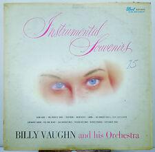 "12"" 33 RPM MONO LP - DOT DLP-3045 - BILLY VAUGHN - INSTRUMENTAL SOUVENIRS (1957)"