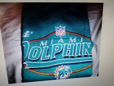 miami dolphins   late 1990s  vintage   original sweats heavt  wt,adult medium