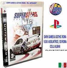 SUPERSTARS V8 RACING GIOCO PS3 @ @ CORSE NUOVO ITALIANO