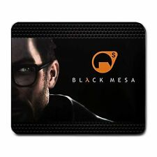 New Half Life Black Mesa Source Cheap Black Gaming Gear Mouse Mat Pad Mousepad