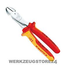 Knipex 74 06 200 mm Kraft Seitenschneider VDE 7406200
