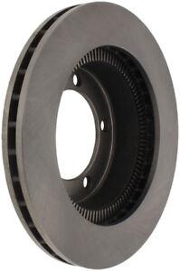 Disc Brake Rotor-C-TEK Standard Front,Rear Centric 121.83016
