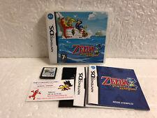 Jeu Vidéo The Legend Of ZELDA Phantom Hourglass DS / DS LITE DSI XL 3DS Complet