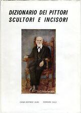 Flavio Puviani DIZIONARIO DEI PITTORI SCULTORI E INCISORI