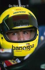 Christian Fittipaldi Minardi F1 PORTRAIT PHOTOGRAPHIE DE 1992 2