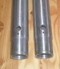 06-7714 - Pair of Short Roadholder Fork Stanchions - Norton - Dominator WW28281C