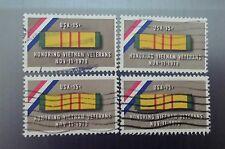 ~Vintage Treasures~ Honoring Vietnam Veterans - Nov 11 1979 stamp set
