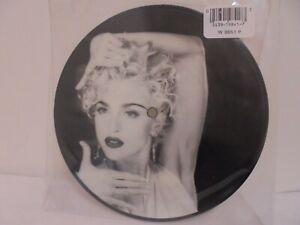 "Madonna - Vogue - Original 1990 7"" Picture Disc"