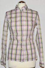 Marc O'Polo Hemd  Gr. 34  Kariert  Damenhemd