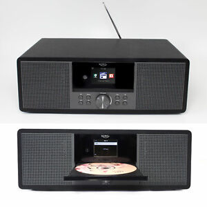 Internetradio Xoro HMT 600  mit CD Player, DAB+ und UKW-Radio, Spotify Connect