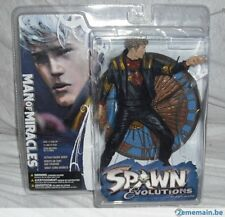 SPAWN,MCFARLANE,figurine,serie 29,evolutions,MAN OF MIRACLES,neuf