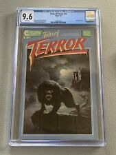 CGC 9.6 TALES OF TERROR #12! HORROR .. JOHN BOLTON COVER! WEREWOLF!