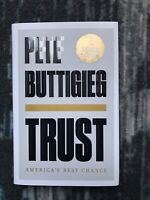Pete Buttigieg Signed Book TRUST America's Best Chance