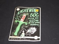 Mego Toy Glow In The Dark Glow Lightning Bug Never Played With (J750)