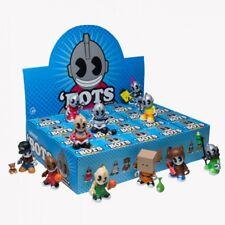 "KIDROBOT Kid robot Bots Mini 3"" Series 1 x 20 Figures - SEALED CASE/BOX"