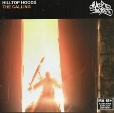 HILLTOP HOODS - THE CALLING CD 17 TRACKS 2003 AUS HIP HOP OBESE