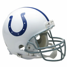 INDIANAPOLIS COLTS RIDDELL NFL FULL SIZE AUTHENTIC PROLINE FOOTBALL HELMET