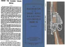 Lee Enfield c1940 Short Rifle Magazine Mkiii Mechanism