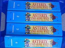 Asterix und seine Welt - Nr. 1 + 2 + 3 + 4 - Ordner mit 60 Comics - TOP