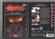 GODZILLA Monster Coll. Vol. 4  GIDORRA  Befehl aus dem Dunkeln  (DVD)  NEU  OVP