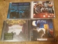 Fall Out Boy CD Job Lot X 4