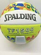 Spalding TF1500  Microfiber Composite Volleyball Groovey Floral NEW