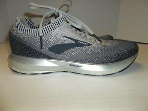 Womens Size 9B Brooks Levitate 2 Gray Running Shoes