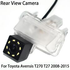 CCD Car Rear View Reverse Parking Camera for Toyota Avensis T270 T27 2008-2015