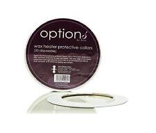 Hive Of Beauty Waxing Disposable Cardboard Wax Heater Collars Mini Heater x50