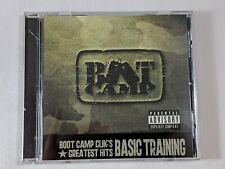 BOOT CAMP CLIK - Boot Camp Clik's - Greatest Hits: Basic Training - CD - VG