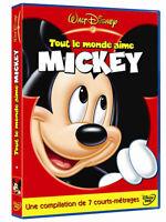 Tout le monde aime Mickey (Disney) DVD NEUF SOUS BLISTER