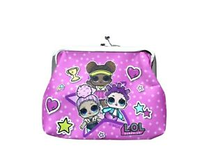 Lol Surprise Girls Coin Purse / Bag