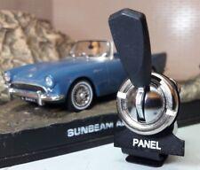 Sunbeam Alpine Tiger Dash OEM Lucas Toggle Switch & dash Panel Lights Lamps Tab