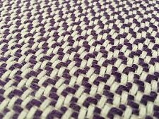Pierre Frey Purple Woven Small Scale Upholstery Fabric Paolo Figue 8 yd F3073004