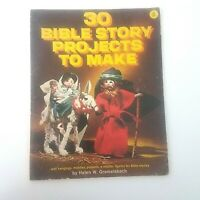 VtG 30 Bible Story Projects to make by Helen Gramelsbach