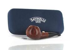 Pipa Savinelli GOLF Sport Edition Liscia Marrone chiaro filtro 6mm P322L