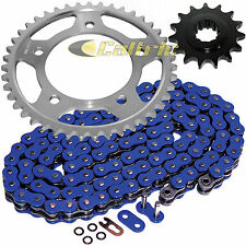 Blue O-Ring Drive Chain & Sprockets Kit Fits HONDA CBR600F2 CBR600F3 CBR600SJR