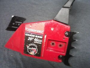 "Troy-Bilt 46cc 49cc Chainsaw TB4620 TB4920 20"" Chainsaw Clutch Cover Chainbrake"