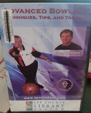 Advanced Bowling: Techniques, Tips and Tactics (DVD, 2005)